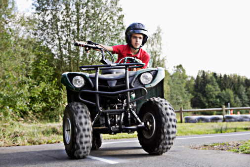 ATV Safety Rules