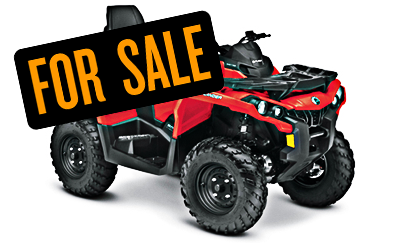 Selling ATVs