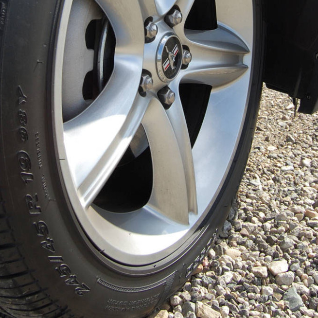 Used Tires, Wheels & Rims